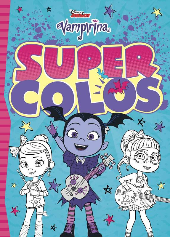 VAMPIRINA - Super Colos - Disney