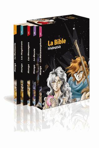 La Bible manga / le coffret collection