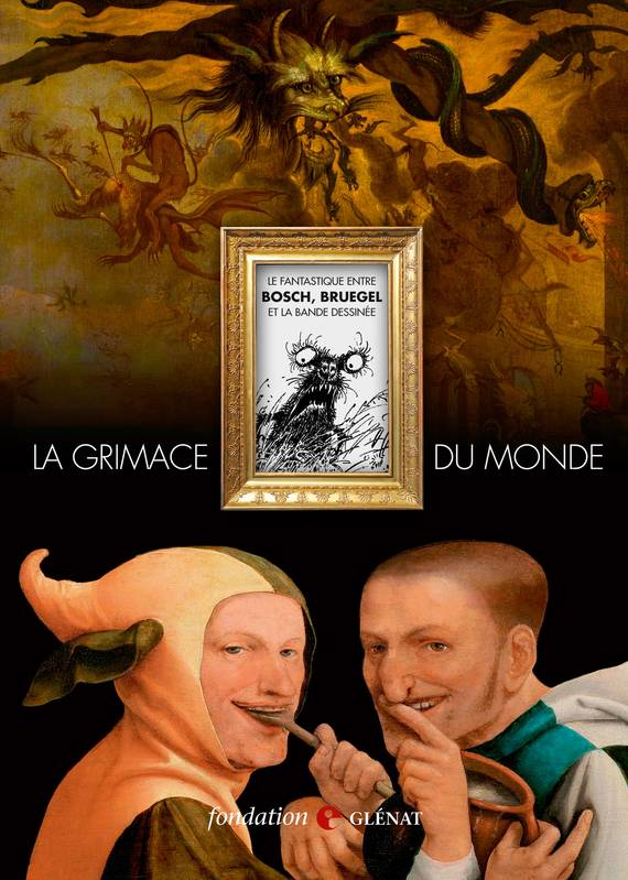 La grimace du monde, Catalogue de l'exposition