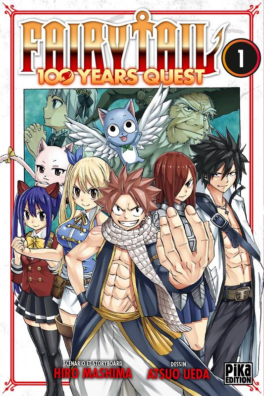1, Fairy Tail