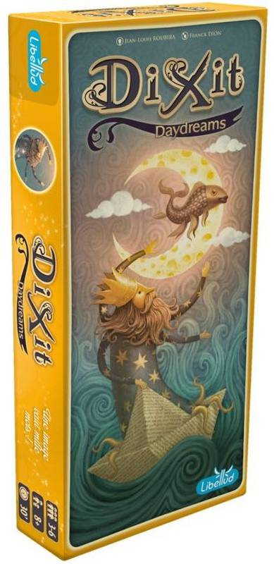 Dixit Day Dreams (Extension n°5)