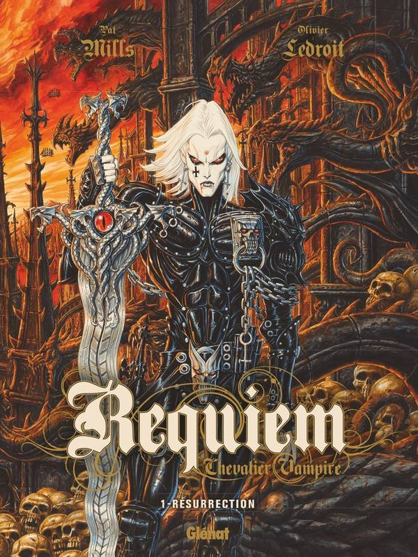 Requiem, chevalier vampire, 1, Requiem - Tome 01, Résurrection