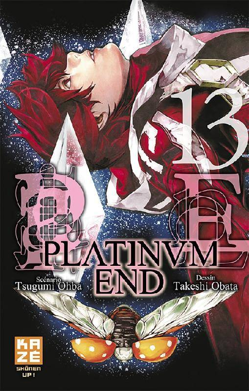 Platinum End T13