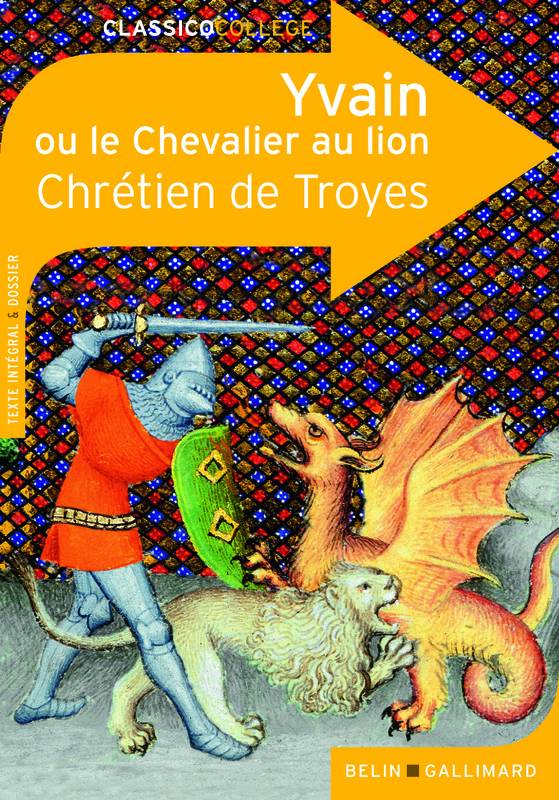 Comment yvain rencontre le lion