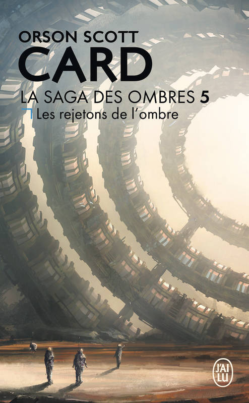 La saga des ombres / Les rejetons de l'ombre / Science-fiction