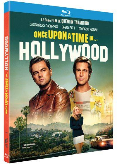 Once Upon a Time... in Hollywood - Blu-ray (2019)