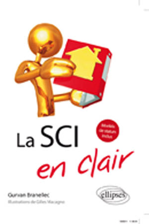 Livre la sci en clair mod le de statuts inclus gurvan for Statut illustrateur