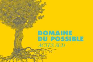 FOCUS : 'Domaine du possible', Actes Sud