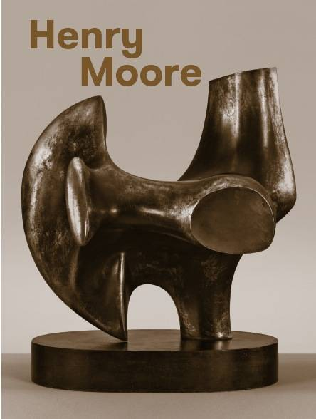 HENRY MOORE, GREAT ART IS NOT PERFECT !