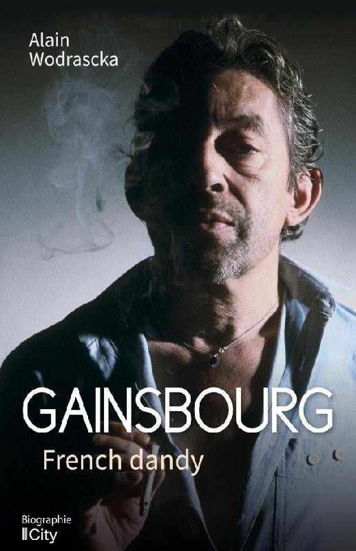 Gainsbourg French dandy, French dandy