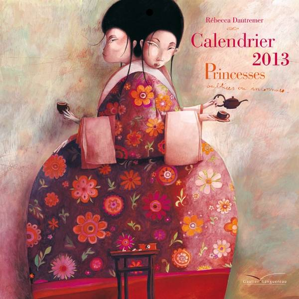Calendrier 2013 grand format