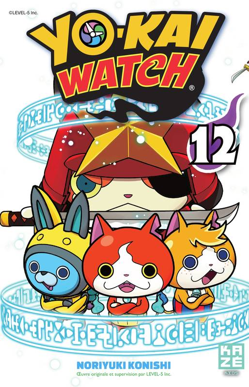 Yo-Kai Watch T12