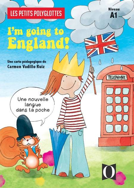 I'm going to England !