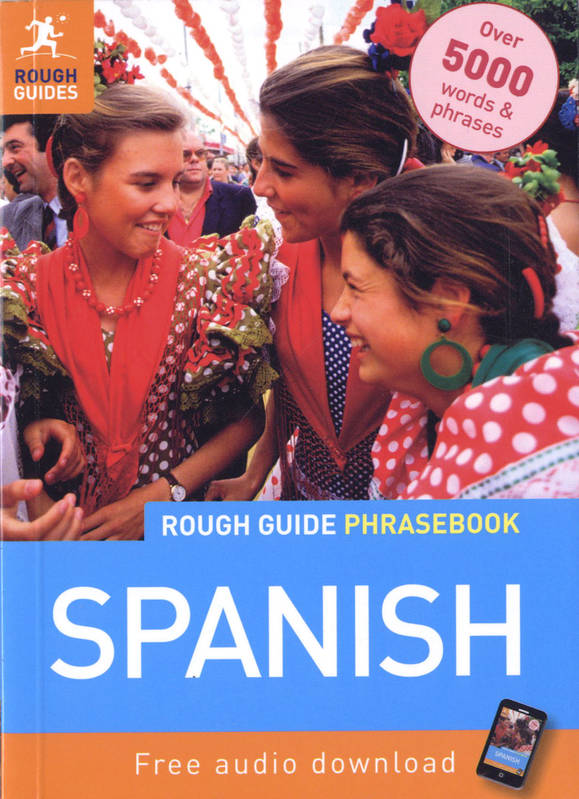 Rough Guide Spanish Phrasebook