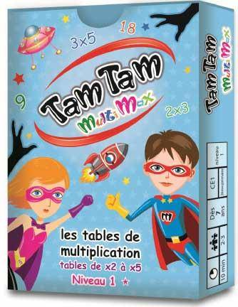 Tam Tam Multi Max Multiplications x2 à x5