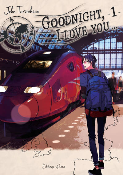 Goodnight, I love you… - tome 1