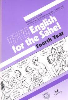 English for the Sahel 3e/4th year Niger, fourth year