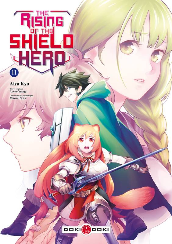 The Rising of the Shield Hero - volume 11