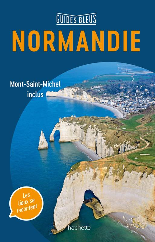 Guide Bleu Normandie