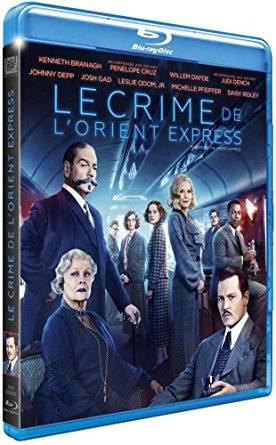 BLRA / Le crime de l'Orient-Express / Kenneth Branagh  Pen