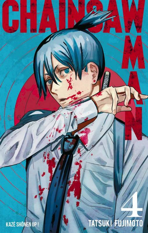 4, Chainsaw Man T04, Chainsaw man