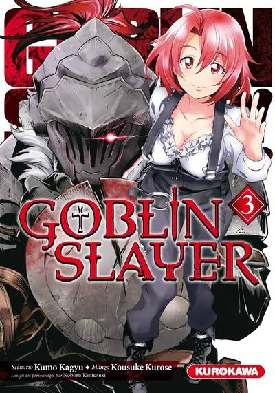 Goblin Slayer - tome 03