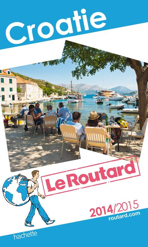 Carte Croatie Routard.Livre Guide Du Routard Croatie 2014 2015 Collectif