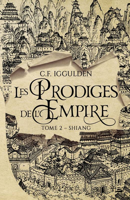 Les Prodiges de l'Empire, T2 : Shiang