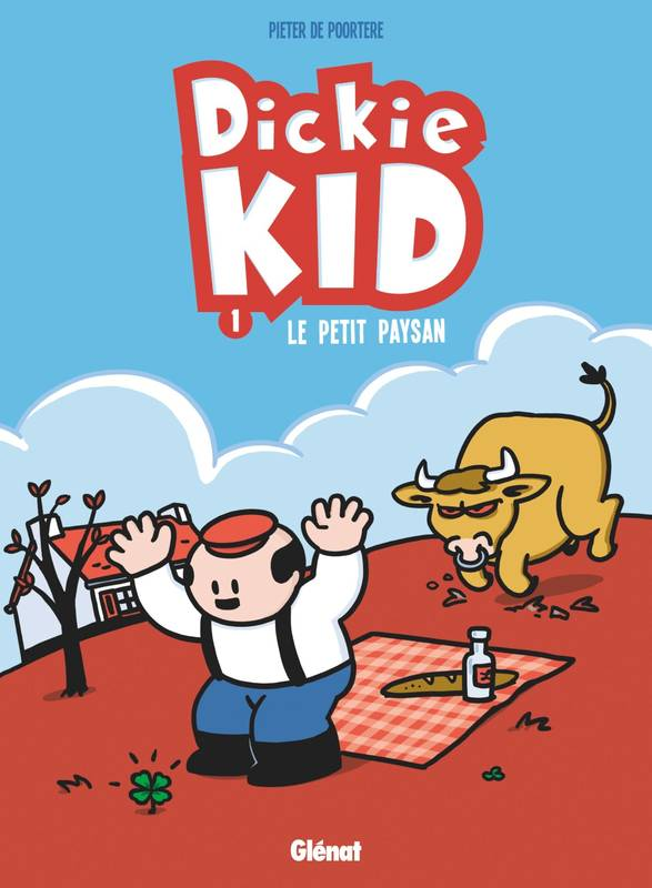 Dickie Kid - Tome 01, Le Petit paysan