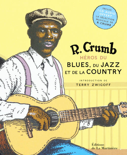 Héros du blues, du jazz et de la country