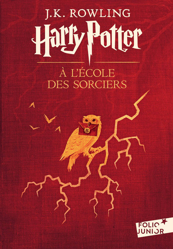 Harry Potter à l'école des sorciers - Happy Potter T.1