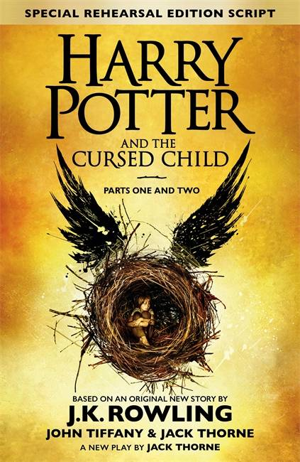 Harry Potter 8 : Harry Potter and the Cursed Child : N'attendez plus, il est chez V.O !
