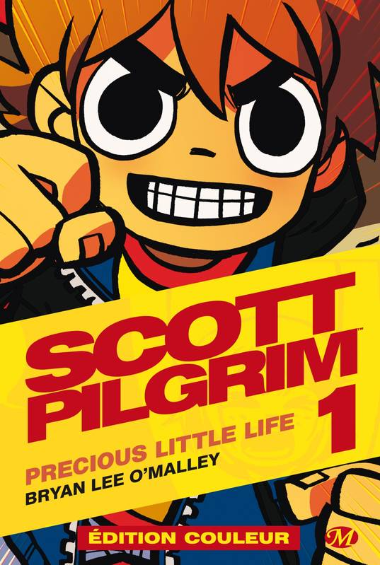 Scott Pilgrim, T1 : Scott Pilgrim Precious Little Life (édition couleur)