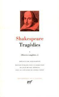 Oeuvres complètes / Shakespeare., I, Oeuvres Complètes. I.