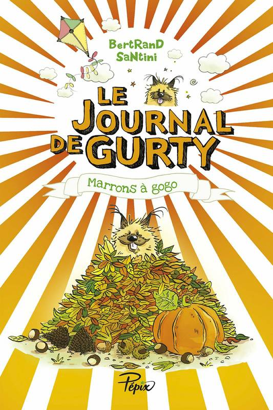 Le Journal de Gurty (Tome 3) – Marrons à gogo