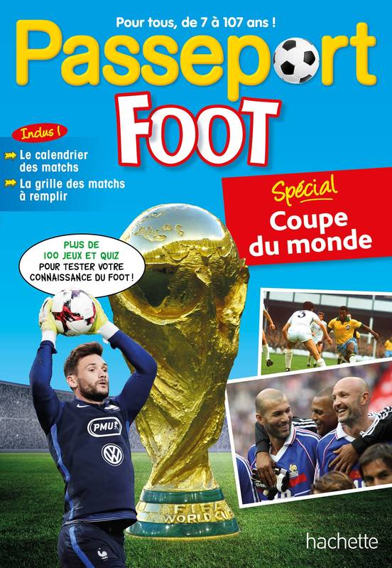 Passeport Adultes Foot
