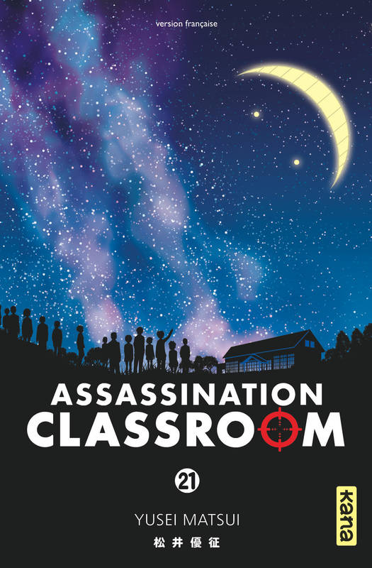 21, Assassination classroom