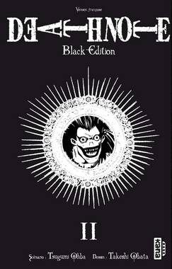 2, DEATH NOTE BLACK EDITION - Tome 2, black edition