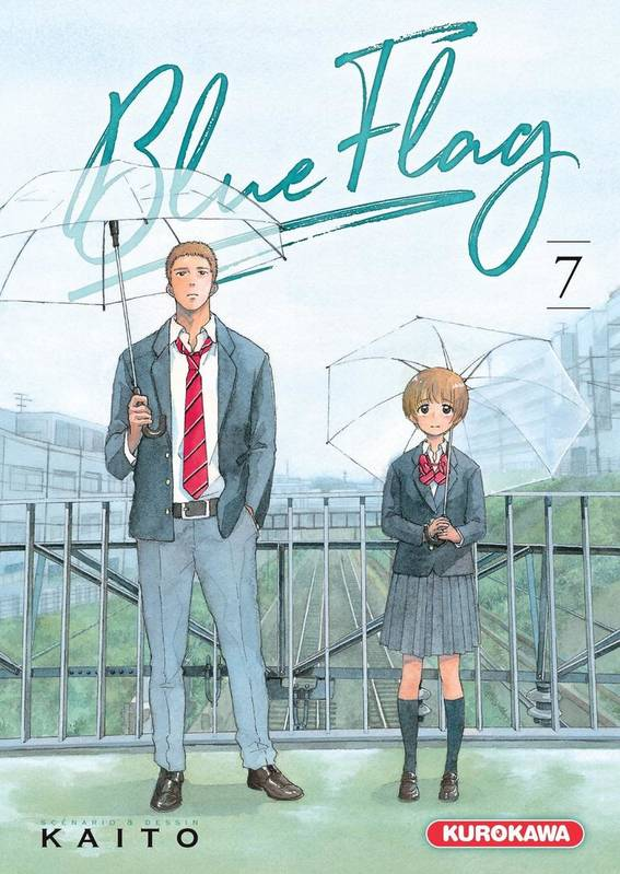 7, Blue Flag - Tome 7