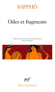 Odes et fragments
