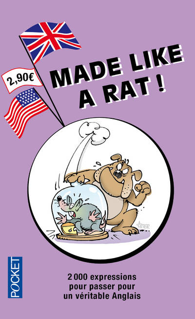 Made like a rat, l'anglais par les noms d'animaux