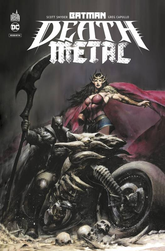 Batman death metal