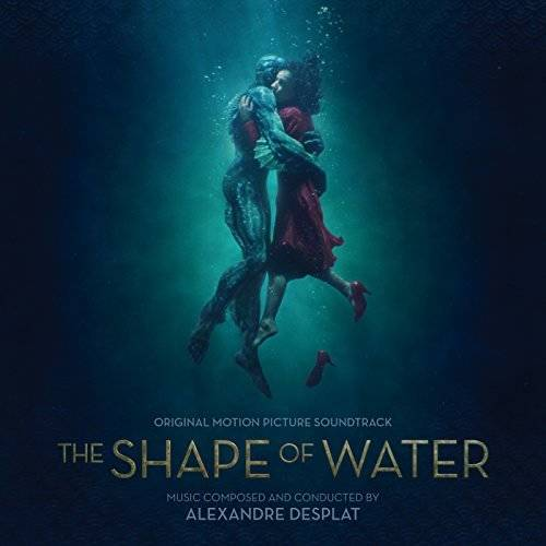 CD / The Shape Of Water / DESPLAT, ALEXANDRE