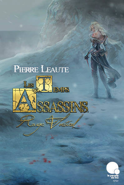 Les temps assassins, 1, Temps assassins T01 Rouge vertical (Les)