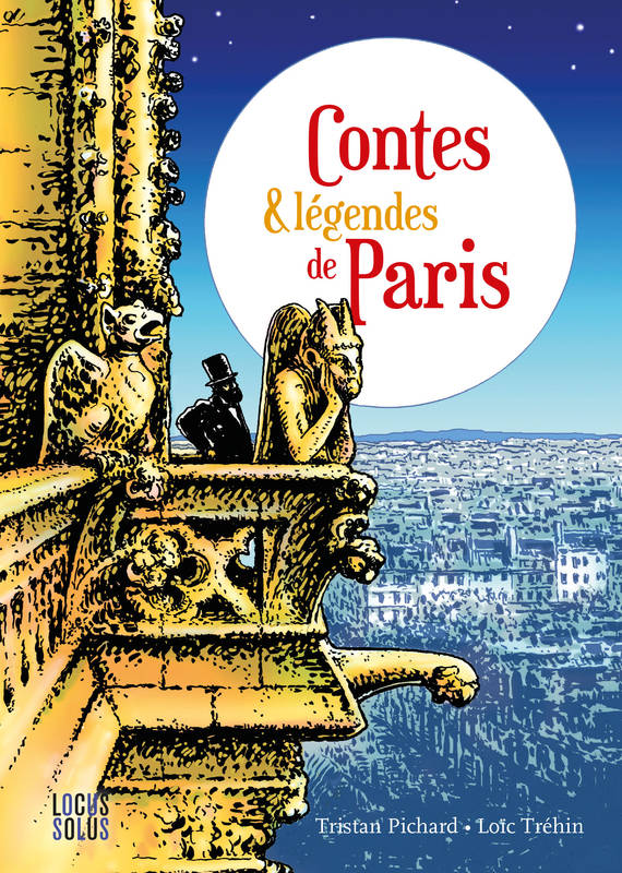 Contes & légendes de Paris