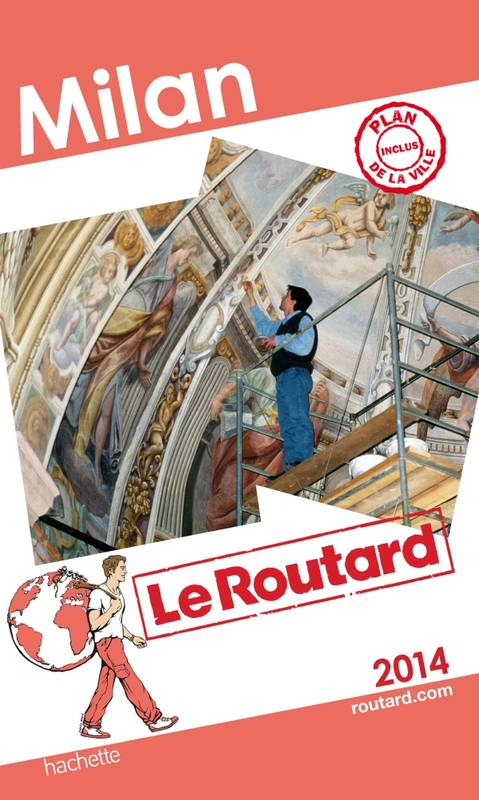 Le Routard Milan 2014