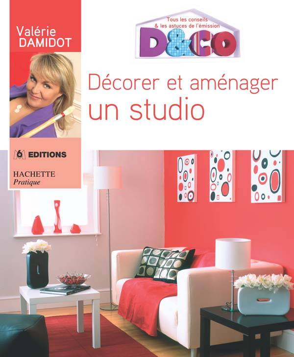 livre d corer et am nager un studio tous les conseils et. Black Bedroom Furniture Sets. Home Design Ideas