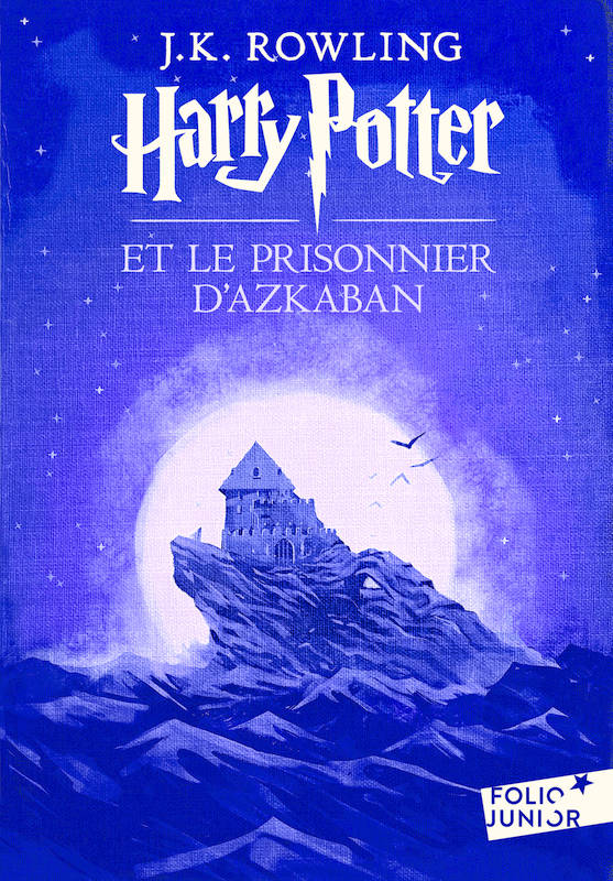 Harry Potter et le prisonnier d'Azkaban - Harry Potter T.03
