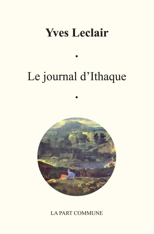 Le journal d´Ithaque