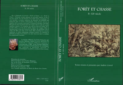 Forêt et chasse, Xe-XXe siècle
